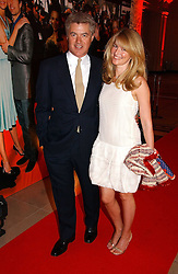 JOHN FRIEDA and AVERY AGNELLI at the 5th anniversary party for InStyle magazine held at The V&A, Cromwell Road, London SW7 on 19th June 2006.<br />