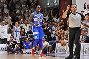 DESCRIZIONE : Campionato 2014/15 Serie A Beko Dinamo Banco di Sardegna Sassari - Grissin Bon Reggio Emilia Finale Playoff Gara6<br /> GIOCATORE : Rakim Sanders<br /> CATEGORIA : Ritratto Esultanza<br /> SQUADRA : Dinamo Banco di Sardegna Sassari<br /> EVENTO : LegaBasket Serie A Beko 2014/2015<br /> GARA : Dinamo Banco di Sardegna Sassari - Grissin Bon Reggio Emilia Finale Playoff Gara6<br /> DATA : 24/06/2015<br /> SPORT : Pallacanestro <br /> AUTORE : Agenzia Ciamillo-Castoria/C.Atzori