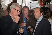 JEREMY PAXMAN; JEREMY CLARKSON; DAVID MACMILLAN, Rachel Johnson book launch of Fresh Hell, Acklam Village Market, Acklam Rd. London W10.