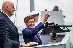 Auckland - International Naval Review