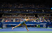 Sorana Cirstea of Romania in action during the second round at the 2018 US Open Grand Slam tennis tournament, at Billie Jean King National Tennis Center in Flushing Meadow, New York, USA, August 30th 2018, Photo Rob Prange / SpainProSportsImages / DPPI / ProSportsImages / DPPI