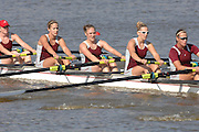 Oklahoma, USA,   Sunday Morning,  Women's Championship Eights,  W8+,  Washington State University crew A, competing in the Head of the Oklahoma The Oklahoma River, Oklahoma City,  Sat. 14/10/2007 [Mandatory Credit. Peter Spurrier/Intersport Images]..... , Rowing Course: Oklahoma River, Oklahoma City, Oklahoma, USA