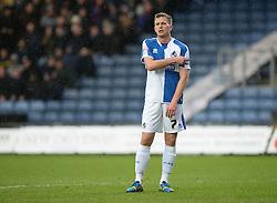 Lee Mansell of Bristol Rovers - Mandatory byline: Alex James/JMP - 17/01/2016 - FOOTBALL - The Kassam Stadium - Oxford, England - Oxford United v Bristol Rovers - Sky Bet League Two