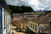 Carandai, 25 de fevereiro de 2010..Imagens do Conjunto Habitacional (COHAB) Benjamim Pereira Baeta II com 108 casas...Foto: JOAO MARCOS ROSA / NITRO