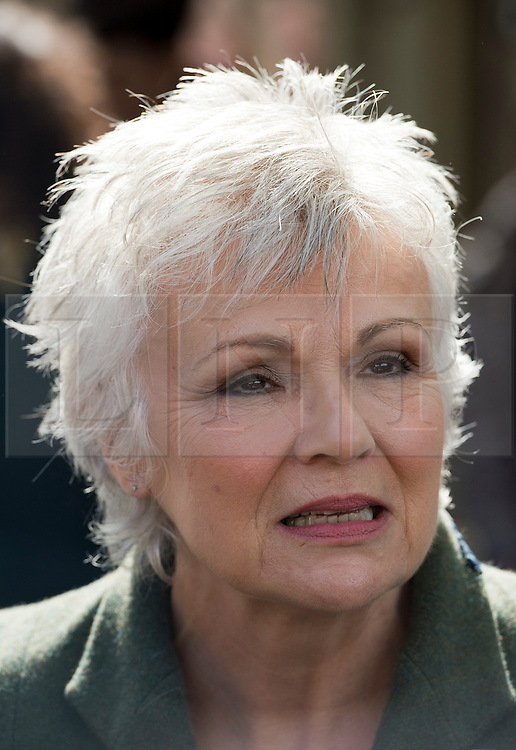 © London News Pictures. 26/04/2012. London, UK. Actress Julie Walters  at the launch of the London 2012 Festival at the Tower of London on April 26, 2012. London 2012 Festival  is a festival celebrating the 2012 Olympic Games in London. Photo credit : Ben Cawthra/LNP