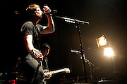 David Cook performing at the Newport Music Hall in Columbus, OH on October 10, 2011