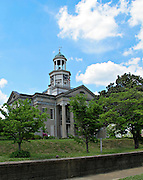 Vicksburg Court House in downtown Vicksburg Mississippi