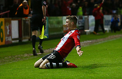 - Mandatory by-line: Gary Day/JMP - 18/05/2017 - FOOTBALL - St James Park - Exeter, England - Exeter City v Carlisle United - Sky Bet League Two Play-off Semi-Final 2nd Leg