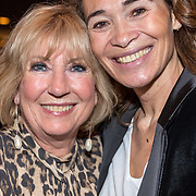 NLD/Noordwijk/20180409 - Strong Women Award 2018, Willeke Albert en Bibian Mentel