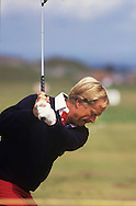 Jack Nicklaus<br /> top of backswing<br /> <br /> Picture Credit:  Mark Newcombe / www.visionsingolf.com