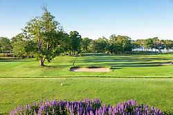 Golf Course scenics<br /> Hole 1, tee
