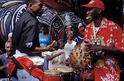 Rumba festival in Callejon de Hamel, Habana, Cuba