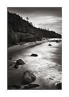 Indian Beach Ecola State Park Oregon