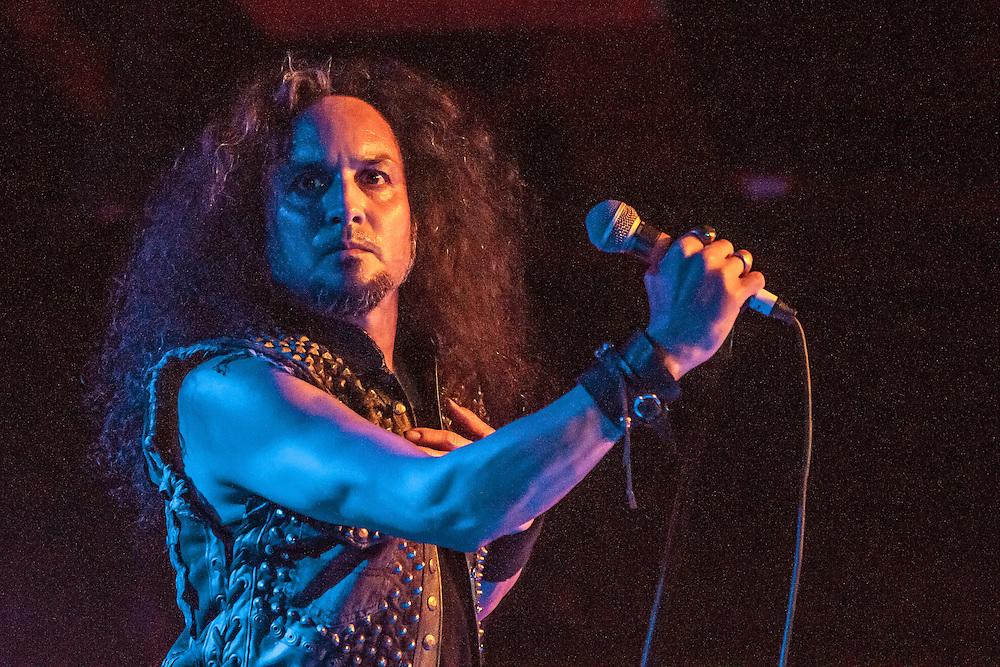 Death Angel, March 4, 2014 at Vinyl, Hard Rock Hotel Casino Las Vegas<br /> &copy; Karen Mandall   www.KarenMandall.com