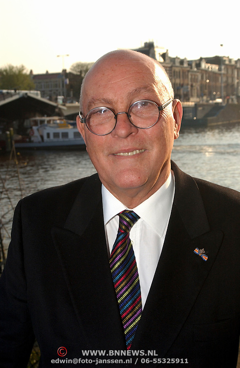 Uitreiking Max Heijmansprijs, Edgar Vos