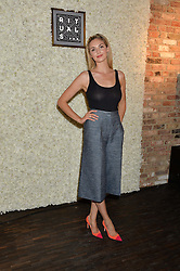 TAMSIN EGERTON at the launch of the new Rituals store at 29 James Street, Covent Garden, London on 1st September 2016.