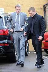 File Photo - David Moyes, Manchester United manager sacked by club