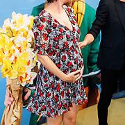 NLD/Amsterdam/20180917 - Premiere Doris, zwangere Vivienne van den Assem