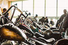 Cheap Thrills: Motor Cycle Show & Swap Meet