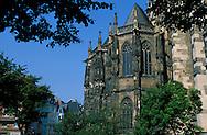 DEU, Germany, Aachen, the cathedral ....DEU, Deutschland, Aachen, der Dom. ........
