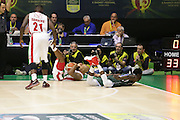 Agbelese Danny<br /> EA7 Emporio Armani Milano - Cantine Due Palme Brindisi<br /> Poste Mobile Final Eight F8 2017 <br /> Lega Basket 2016/2017<br /> Rimini, 16/02/2017<br /> Foto Ciamillo-Castoria / M. Brondi