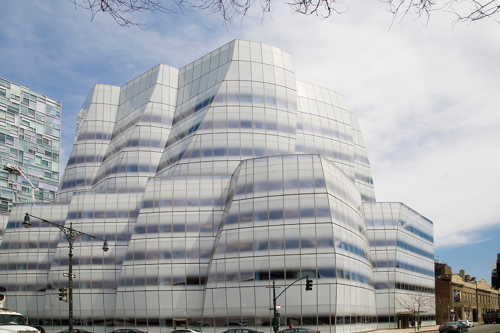 IAC HQ. New York City. Frank Gehry Architect.