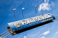 Portal de Ponte Serrada. Ponte Serrada, Santa Catarina, Brasil. / <br /> City gate. Ponte Serrada, Santa Catarina, Brazil.