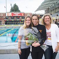 USC Women's Swimming & Diving | Senior Day | Rachel Bennett