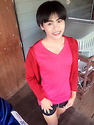 FORMER CHILD FIGHTING CHAMP IS DUBBED ''BOXING LADYBOY'' AFTER SEX CHANGE<br /> <br /> A former child boxing champion has become a she - after having a sex change.<br /> <br /> Tun Siraksa, 18, took up boxing after being bullied a school when he was just six years old - fighting a natural talent for battering opponents and silencing his tormentors.<br /> <br /> He won dozens of belts and with the prize money supported his family in poverty-stricken Udon Thani, north east Thailand.<br /> <br /> But Tun grew up miserable inside and would secretly dress up as a woman hours after violent ring bouts.<br /> <br /> He's now known as the ''boxing ladyboy'' and carries on fighting despite being taunted by macho opponents and abandoned by his own ''embarrassed'' former mentor father.<br /> <br /> Tun said: ''When I was younger it was my dream to be a world champion boxer. I trained every morning before school, running several miles. I was winning boxing matches and supporting my family, everybody was very happy.<br /> <br /> ''But I wanted to be a woman. This is what I wanted to do to make me truly happy. <br /> <br /> ''My father was not happy and he was fighting a lot every day about it until he left the home because he was embarrassed.''<br /> <br /> Siraksa is now studying languages at university and dreams of becoming a teacher. <br /> <br /> He is undergoing hormone therapy, lives as a woman and has a male boyfriend.<br /> <br /> But Siraksa still has to compete against muscle-bound male boxers until the transformation is complete. <br /> <br /> Siraksa has also started mending the relationship with his ''disappointed'' father.<br /> <br /> He said: ''People call me the boxing ladyboy and throw insults at me. But I do not care about this.<br /> <br /> ''What could be more important than winning prize money to support my mother and father? I will not do boxing forever, but be a teacher in the future.<br /> <br /> ''Now my dad has come home again and is starting to unders