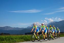 Practice session of Slovenian Cycling Team for 2018 UCI Road World Championships Innsbruck, on September 17, 2018 in Zgornji Brnik, Slovenia. Photo by Matic Klansek Velej / Sportida