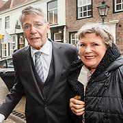 NLD/Naarden/20160325 - Mattheus Passion 2016 Naarden, Piet Hein Donner en partner Marisa