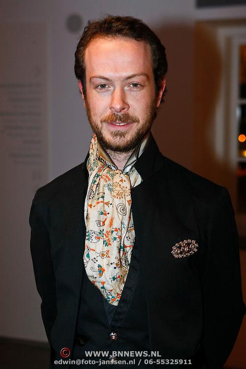 NLD/Amsterdam/20100115 - Inloop uitreiking Elle Style Awards, Jan Taminiau