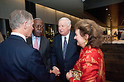 RON DAVENPORT;  AMERICAN AMBASSADOR; LOUIS B. SUSMAN; ELIZABETH GLASSMAN,  Joint opening reception for the  Van Doesburg and Arshile Gorky exhibitions. Afterwards a dinner for the Gorki exhibition. Tate Modern. London. 9 February 2010