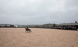 Weather conditions at the Tryon International Equestrian Center<br /> World Equestrian Games - Tryon 2018<br /> © Hippo Foto - Dirk Caremans<br /> 16/09/2018