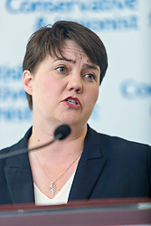 Ruth Davidson makes a post General Election statement calling on the SNP to take a second independence referendum off the agenda