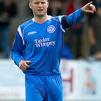 St Johnstone FC.... Season 2010-11<br /> Kevin Rutkiewicz<br /> Picture by Graeme Hart.<br /> Copyright Perthshire Picture Agency<br /> Tel: 01738 623350  Mobile: 07990 594431