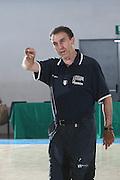 DESCRIZIONE : Bormio Raduno Collegiale Nazionale Italiana Maschile Allenamento<br /> GIOCATORE : Carlo Recalcati<br /> SQUADRA : Nazionale Italia Uomini <br /> EVENTO : Raduno Collegiale Nazionale Italiana Maschile <br /> GARA : <br /> DATA : 13/07/2009 <br /> CATEGORIA : coach<br /> SPORT : Pallacanestro <br /> AUTORE : Agenzia Ciamillo-Castoria/G.Ciamillo
