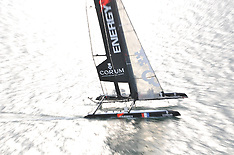 2011 - AMERICA'S CUP IN SAN DIEGO - CALIFORNIA - USA