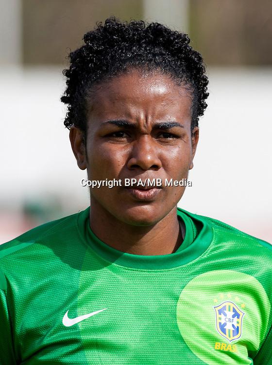 Fifa Woman's Tournament - Olympic Games Rio 2016 -  <br /> Brazil National Team - <br /> Luciana Maria Dionizio