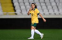 Fifa Womans World Cup Canada 2015 - Preview //<br /> Cyprus Cup 2015 Tournament ( Gsp Stadium Nicosia - Cyprus ) - <br /> Australia vs England 0-3   //  Hayley Raso of Australia
