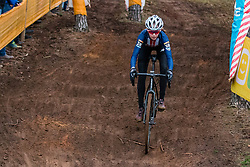 MUNRO Madigan (USA) during Women Elite race, 2019 UCI Cyclo-cross World Cup Heusden-Zolder, Belgium, 26 December 2019. <br /> <br /> Photo by Pim Nijland / PelotonPhotos.com <br /> <br /> All photos usage must carry mandatory copyright credit (Peloton Photos | Pim Nijland)