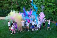 AF Color Party 2015
