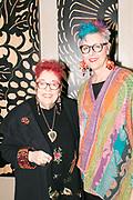 Gloria Orenstein, and Cheri Gaulke