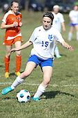 MCHS JV Girls Soccer vs Orange