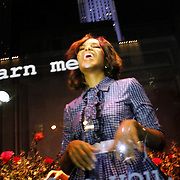 Sak's Fifth Avenue Unveils Scandal Windows
