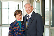 Ben  and Jane Norton portrait on Monday, Nov. 19, 2012 at the Lorain County Community College Culliary Arts building.