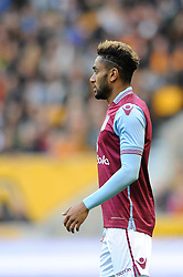 Jordan Amavi of Aston Villa - Mandatory by-line: Dougie Allward/JMP - 07966386802 - 28/07/2015 - SPORT - FOOTBALL - Wolverhampton,England - Molineux Stadium - Wolves v Aston Villa - Pre-Season Friendly
