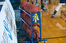 2014-15 A&T Women's Basketball vs Navy