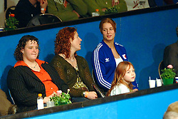 19-03-2006 JUDO: DUTCH OPEN: ROTTERDAM<br /> Carola Uilenhoed, Claudia Zwiers en Edith Bosch<br /> Copyrights: WWW.FOTOHOOGENDOORN.NL