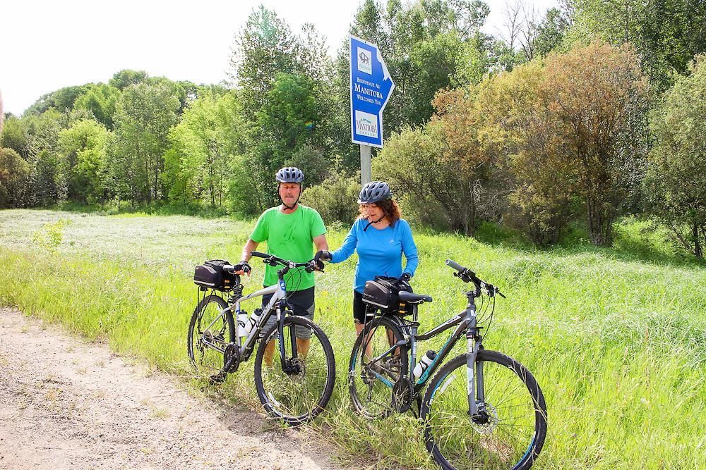Highway 3, Saskatchewan-Manitoba border